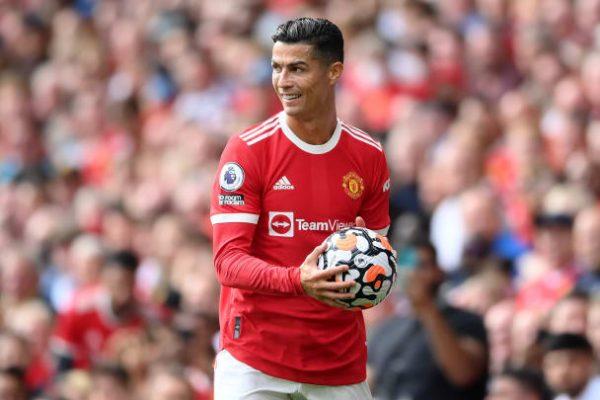 Solskjaer thinks Ronaldo is right on the sidelines